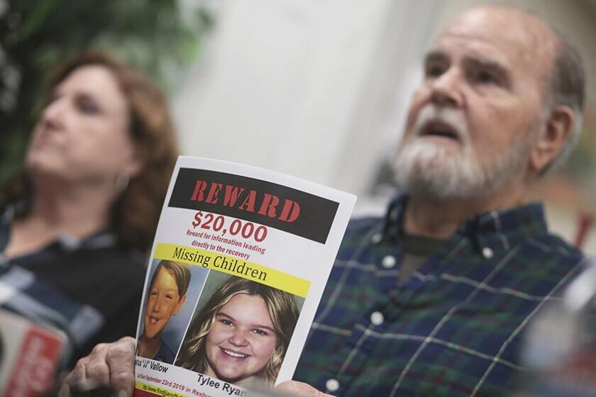 Missing Kids Mom Arrested