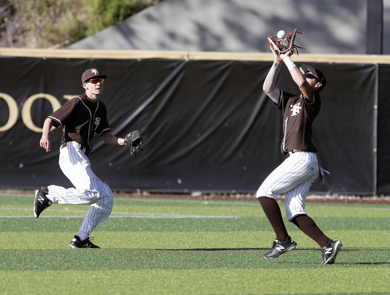 Photo Gallery: St. Francis vs. Alemany in Mission League baseball