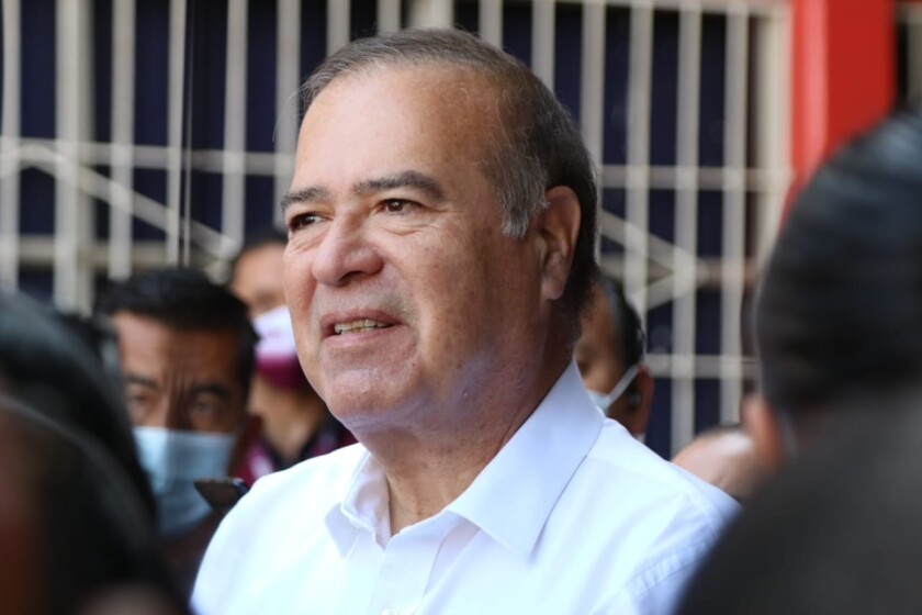 Arturo González Cruz, dejará el cargo como alcalde de Tijuana este viernes 16 de octubre de 2020