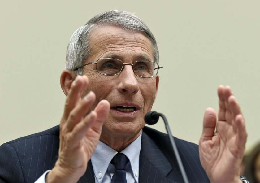 Dr. Anthony Fauci, the director of the National Institute of Allergy and Infectious Diseases, has earned high praise for the calm, clear way he has been explaining COVID-19 to the public.