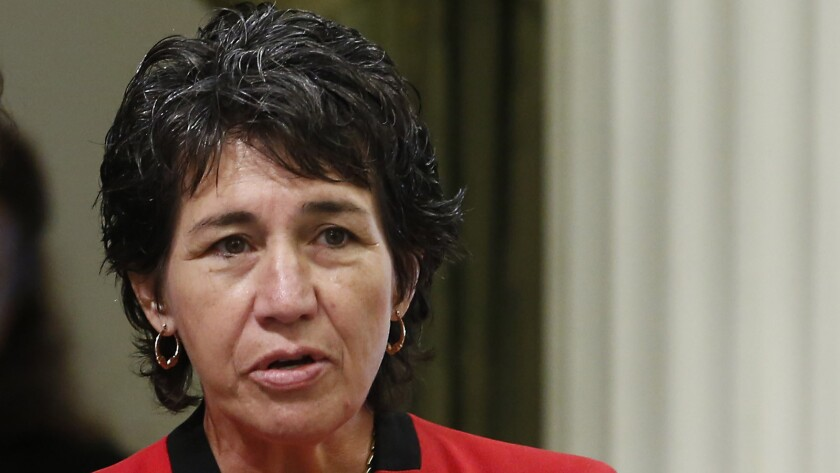 Assemblywoman Susan Eggman (D-Stockton) offered the proposal that Brown vetoed.