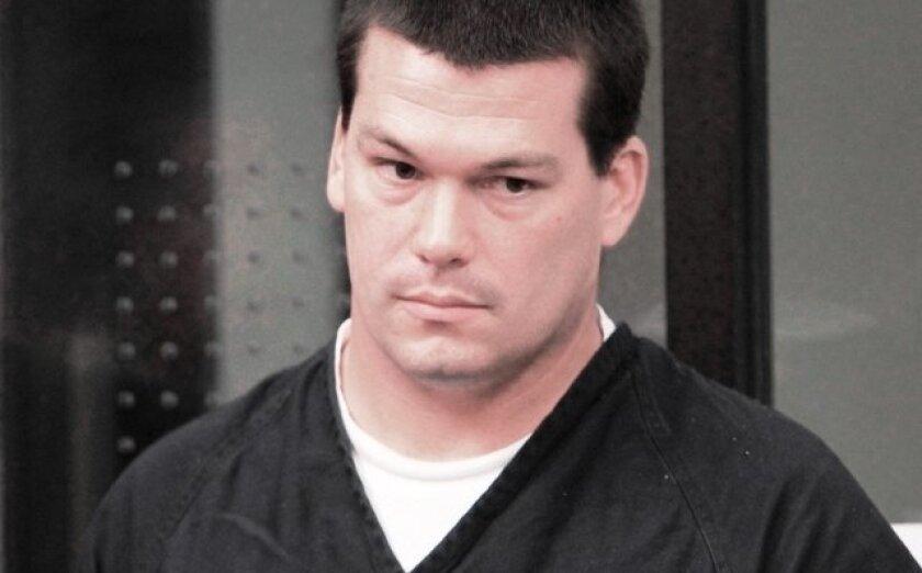 John Albert Gardner III pleads guilty on April 16, 2010