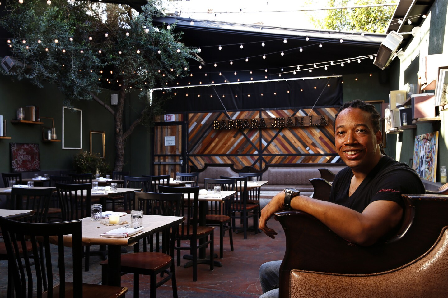 The story of Barbara Jean, the little restaurant that could