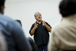 L.A. poet laureate Luis Rodriguez