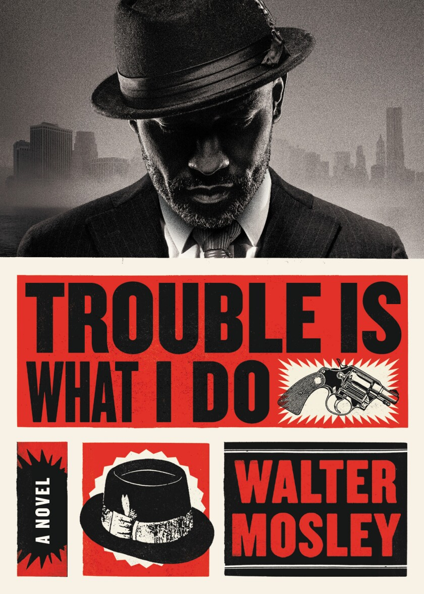 Book Review - Trouble is What I Do