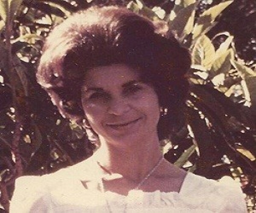Louise Marie Palumbo Seeback August 1, 1937 - April 10, 2013