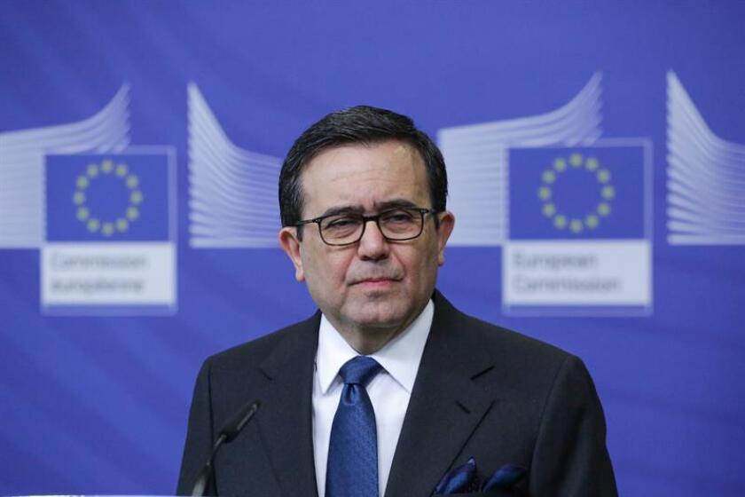 El secretario de economía mexicano, Ildefonso Guajardo. EFE/EPA/Archivo