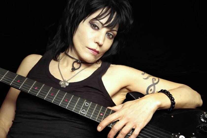 With her new album and L.A. acclaim, Former Runaway Joan Jett proves she never left