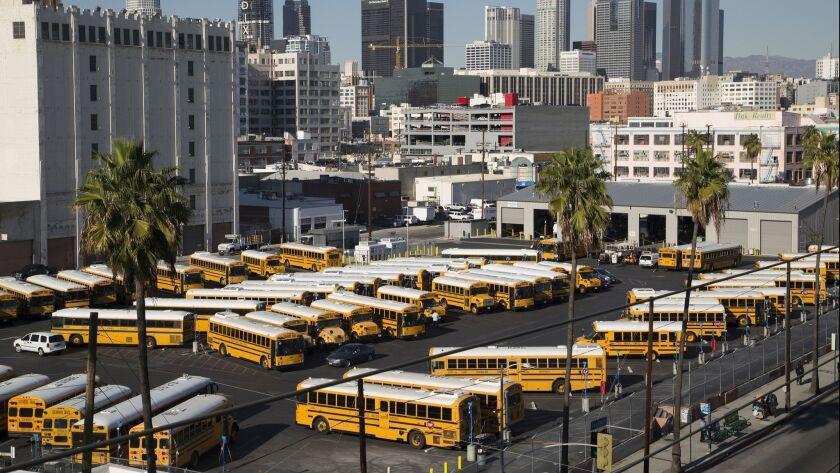 """Credible"" Terror Threat Shuts Down LA Public School District"