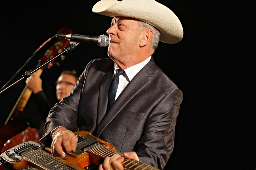 A photo of Junior Brown