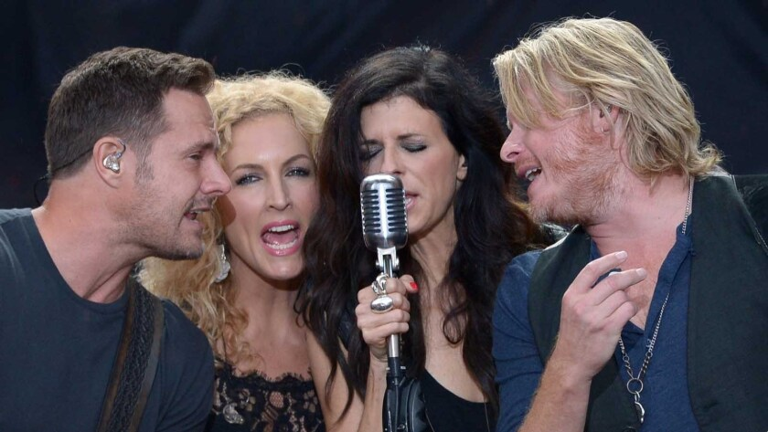 """Little Big Town hosts """"CMA Music Festival: Country's Night to Rock."""""""