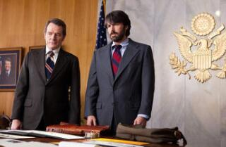 'Argo' Movie review by Kenneth Turan