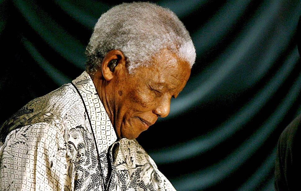 Nelson Mandela | 2008