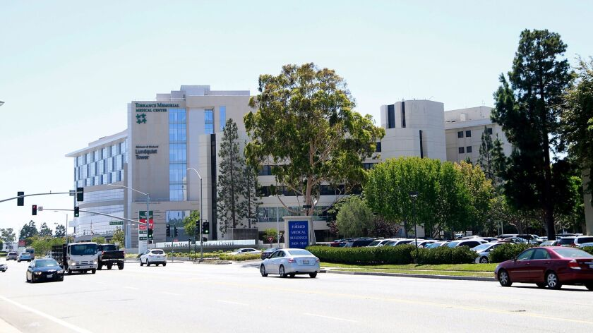Torrance Memorial hospital receives $32-million donation