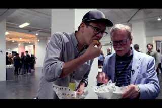 MLB FoodFest: We try 30 ballpark foods to determine a World Series winner