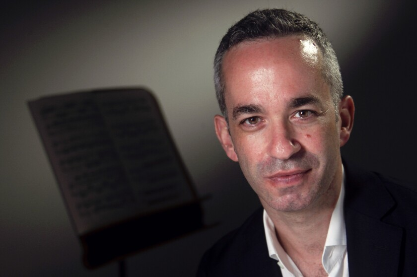 La Jolla Music Society's SummerFest kicked off its new season last weekend with its new music director, Inon Barnatan.