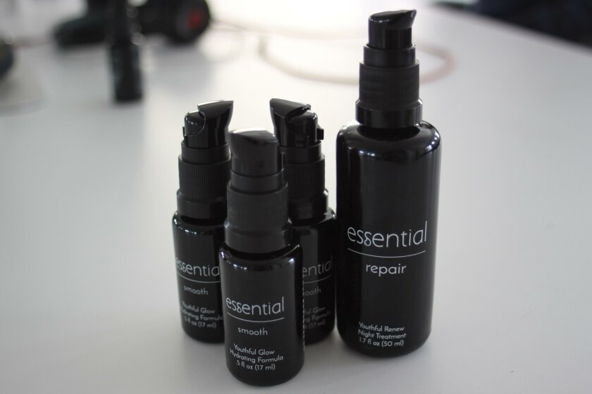 The first in the Essential skincare line