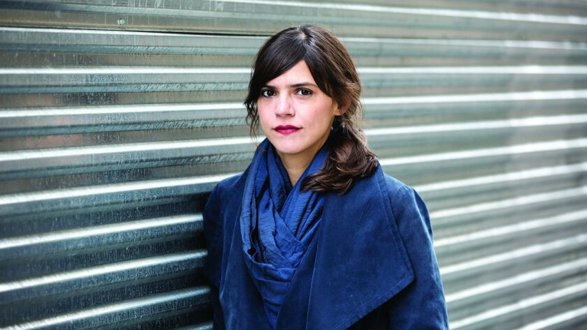 """An author photo of Valeria Luiselli for her book """"Lost Children Archive."""" Credit: Diego Berruecos/Ga"""