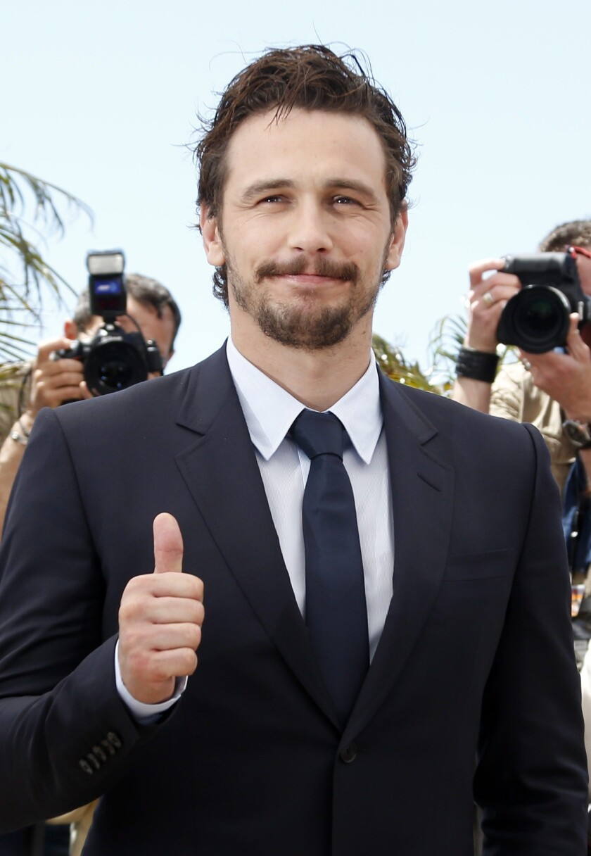 For This Is The End S James Franco It Never Really Seems To Be