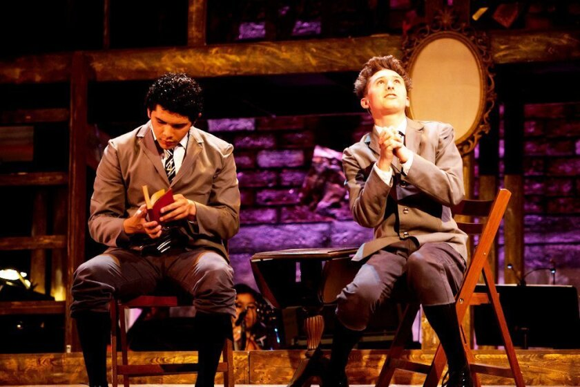 """""""Spring Awakening,"""" presented by the California Youth Conservatory Theatre, runs from July 3-19."""
