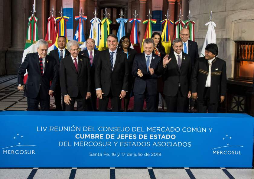 ARGENTINA-MERCOSUR-SUMMIT