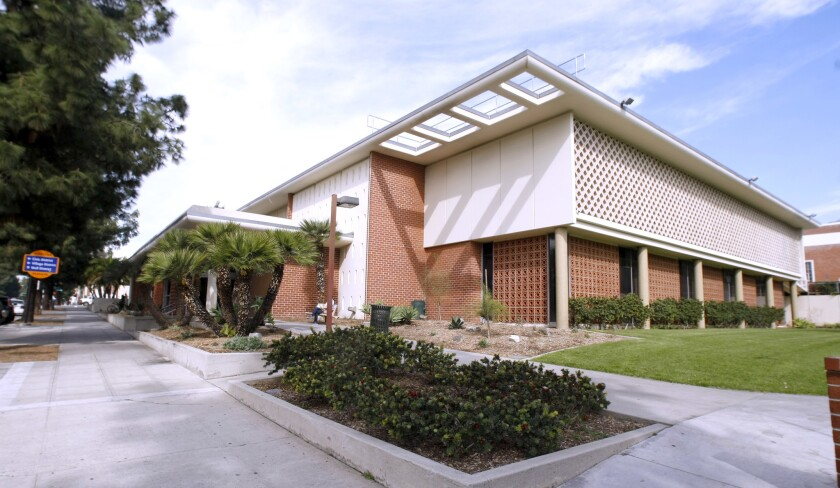 Burbank Central Library