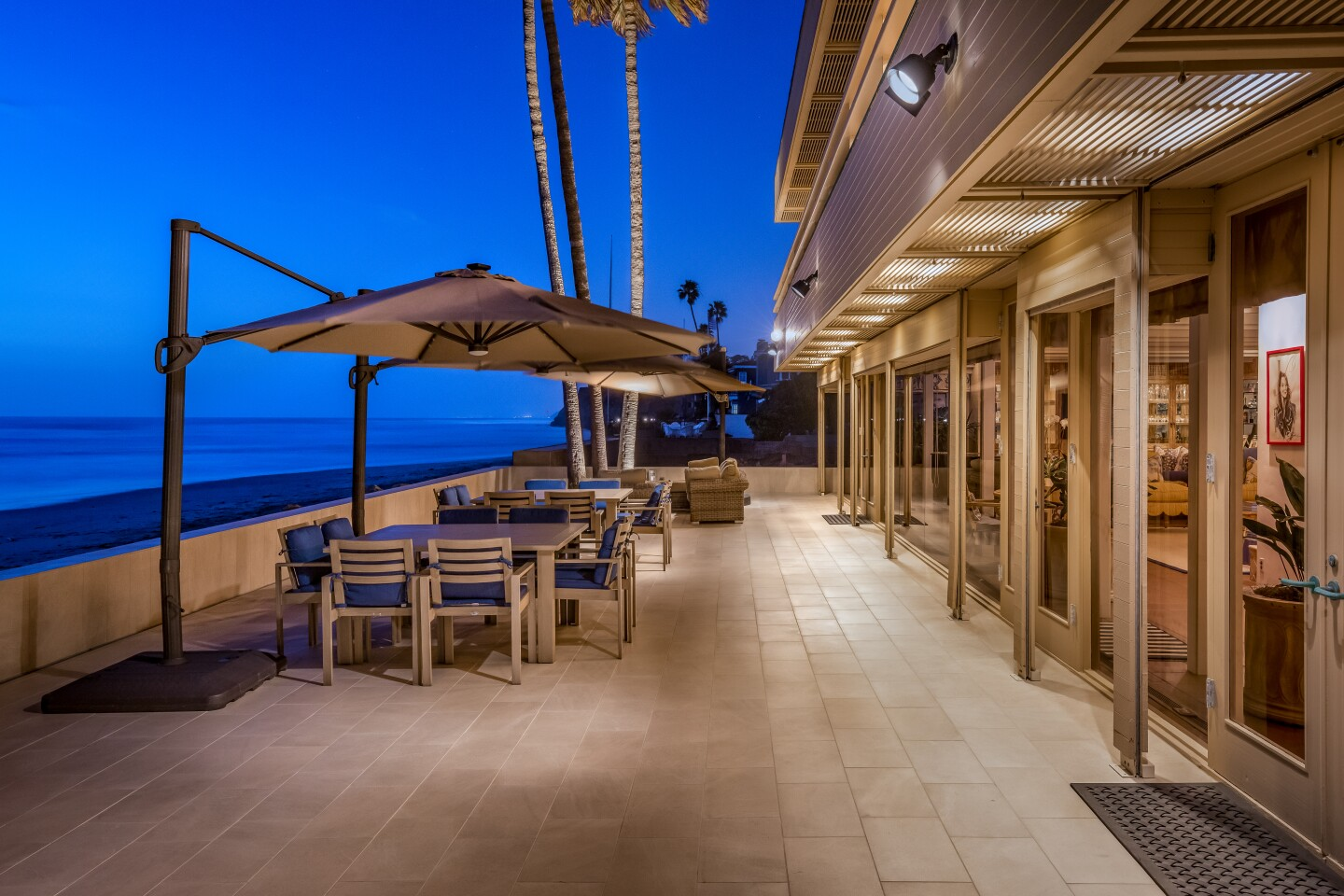 2936 Camino Del Mar sold for $22 million in August.