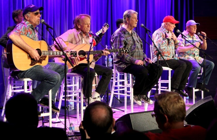Will Beach Boys reunion end on a sour note?