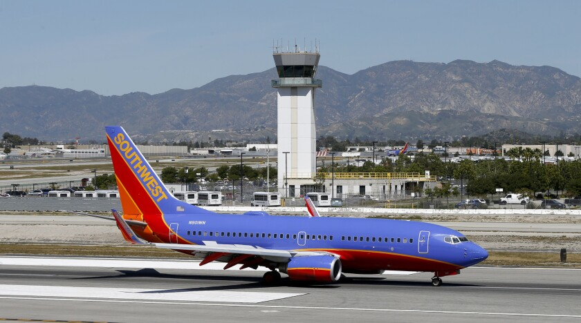 Hollywood Burbank Airport