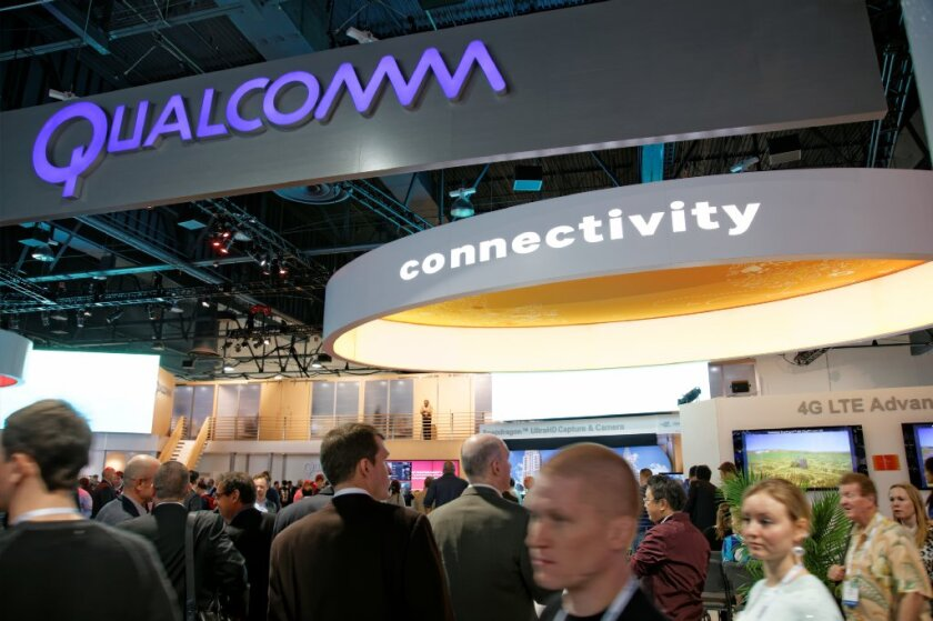 Qualcomm gets a temporary reprieve as it pursues an appeal of an earlier ruling that it violated antitrust laws.