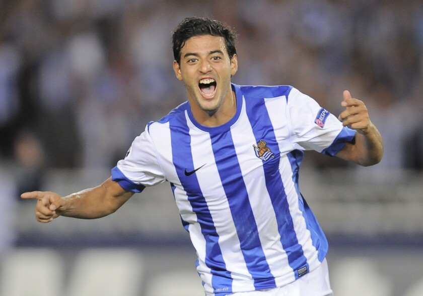 It appears Carlos Vela won't be joining his compatriots on Mexico's national team.