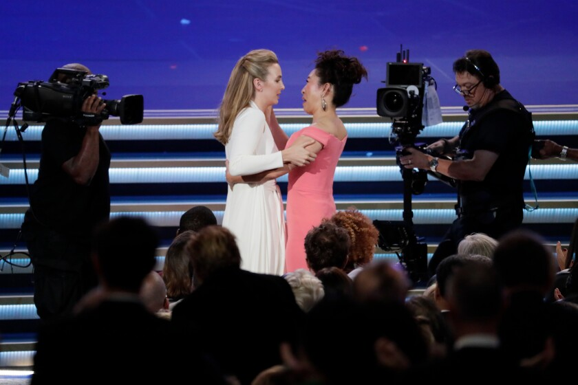 Emmys 2019: The best moments you didn't see on TV