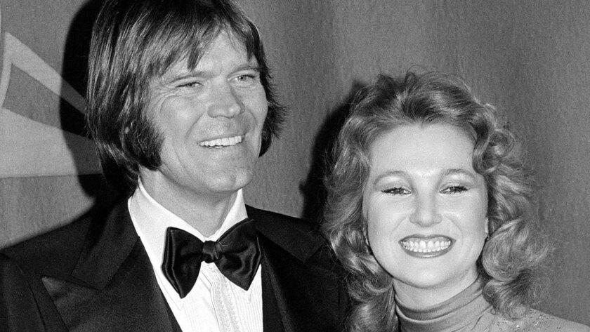 Glen Campbell and Tanya Tucker