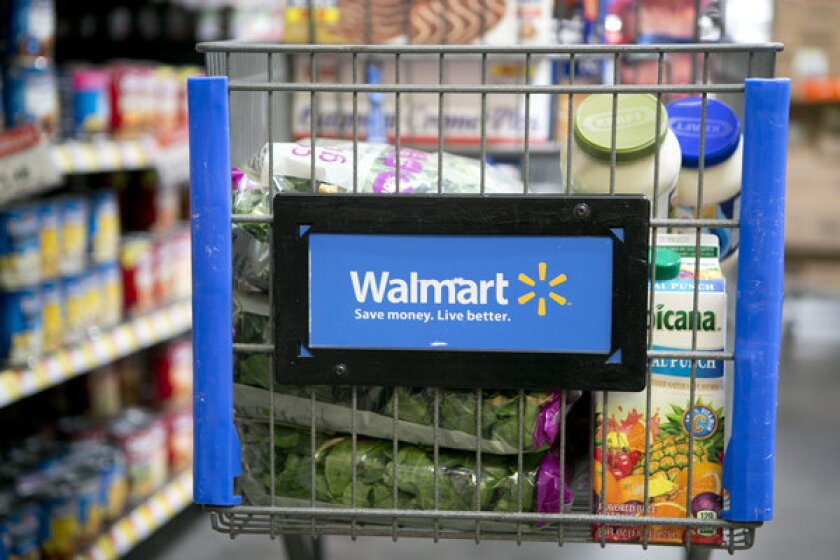 Judge blocks Wal-Mart plan in Burbank