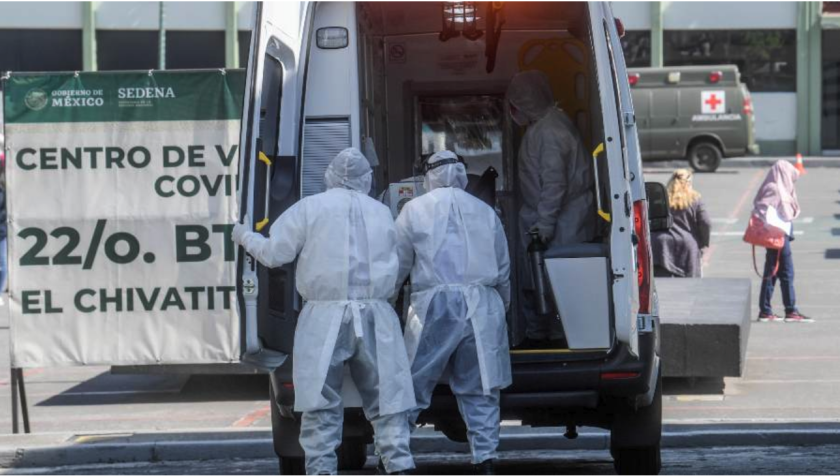 México es uno de los primeros países del mundo que inició la vacunación contra la covid-19.