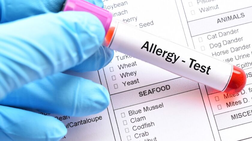 Think you have a food allergy? You might be wrong, study says