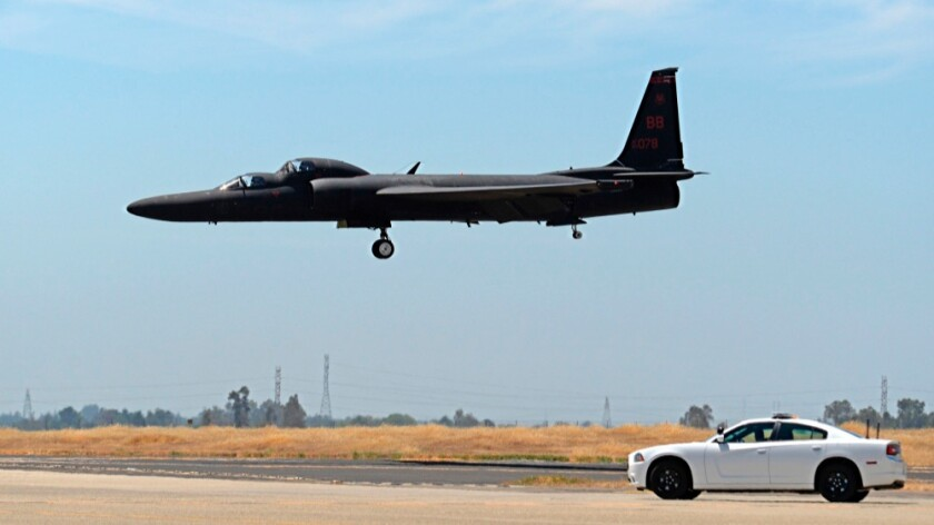 U-2 crash shows why some want drones to replace spy planes