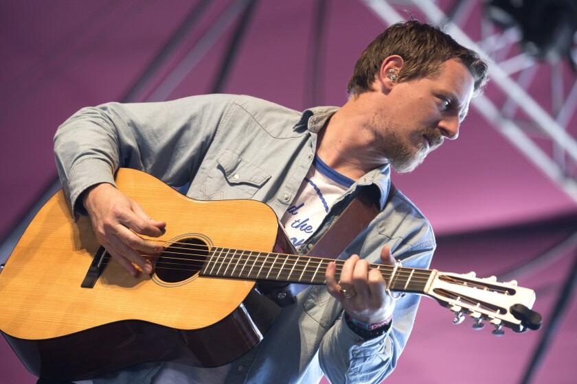 Grammy Award-nominated singer-songwriter Sturgill Simpson