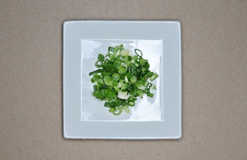 Green onion.