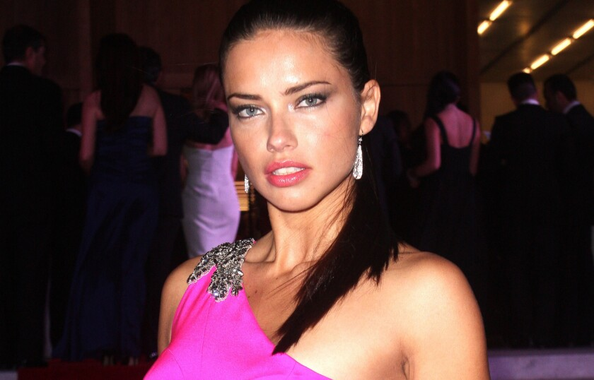 Model Adriana Lima, shown at a Miami event in March, has separated from Marko Jaric, her husband of five years.