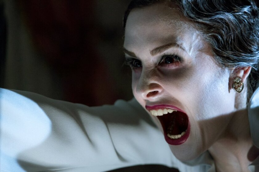 """Insidious: Chapter 2"" with Danielle Bisutti scared up a lot of money at the box office over the weekend."