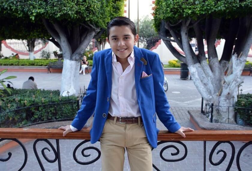"""Niño protagonista de """"Coco"""" quiere que se vean las cosas positivas de México"""