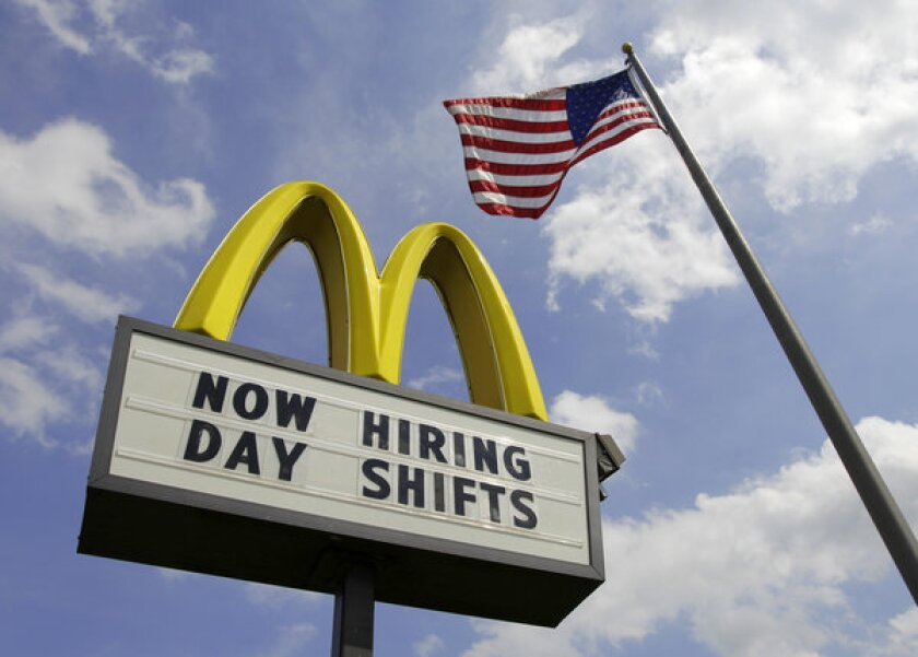 Job openings fall, but opportunities improve from last year