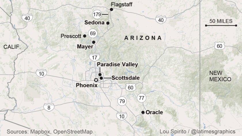 Roughing it in Arcosanti, Arizona, a sci-fi mini city said