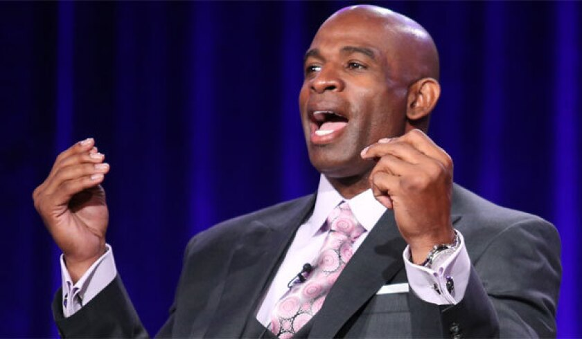 Hall of Famer Deion Sanders tweeted that he wants to play in the Pro Bowl, but the NFL reportedly has nixed the idea.