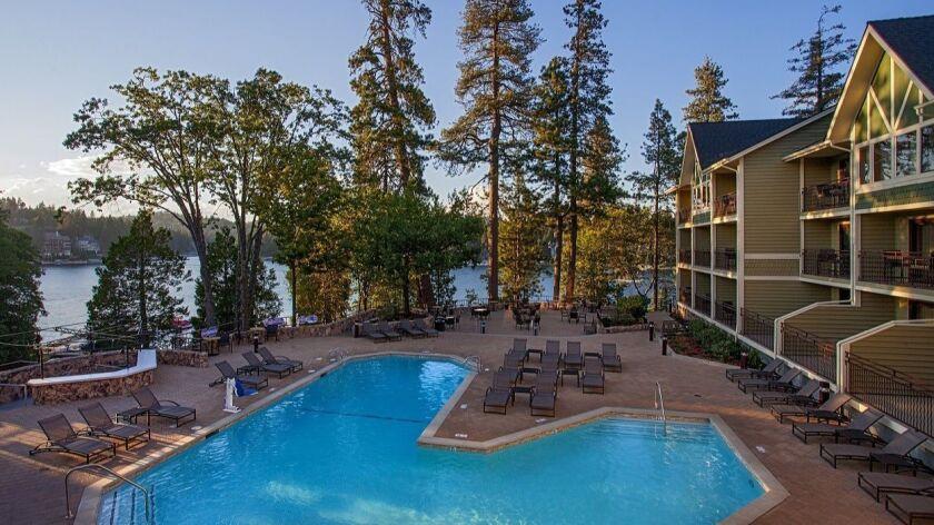 Lake Arrowhead Resort and Spa at Lake Arrowhead
