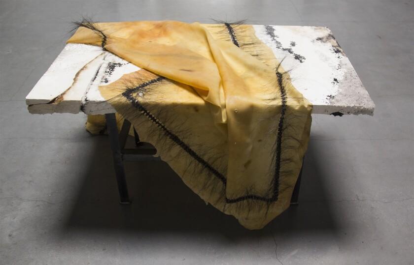 Artist-in-residence: Flavia D'Urso