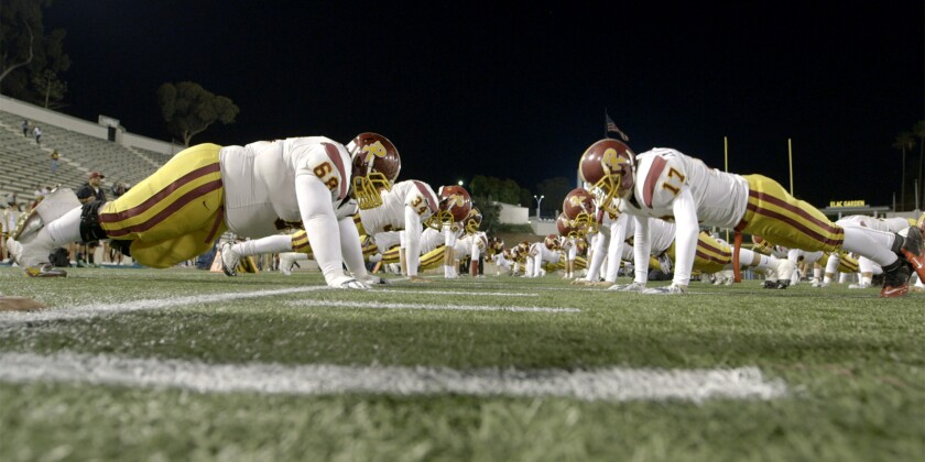 The Garfield-Roosevelt football series could be in jeopardy after campus police budget cuts.