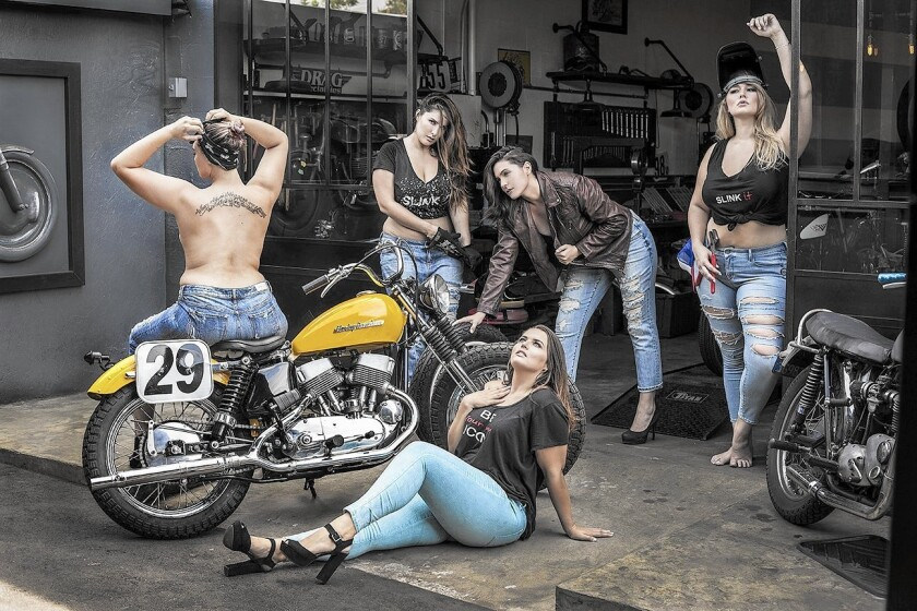 SLINK Jeans' focus is on fit, with its fashions designed for curvy women.