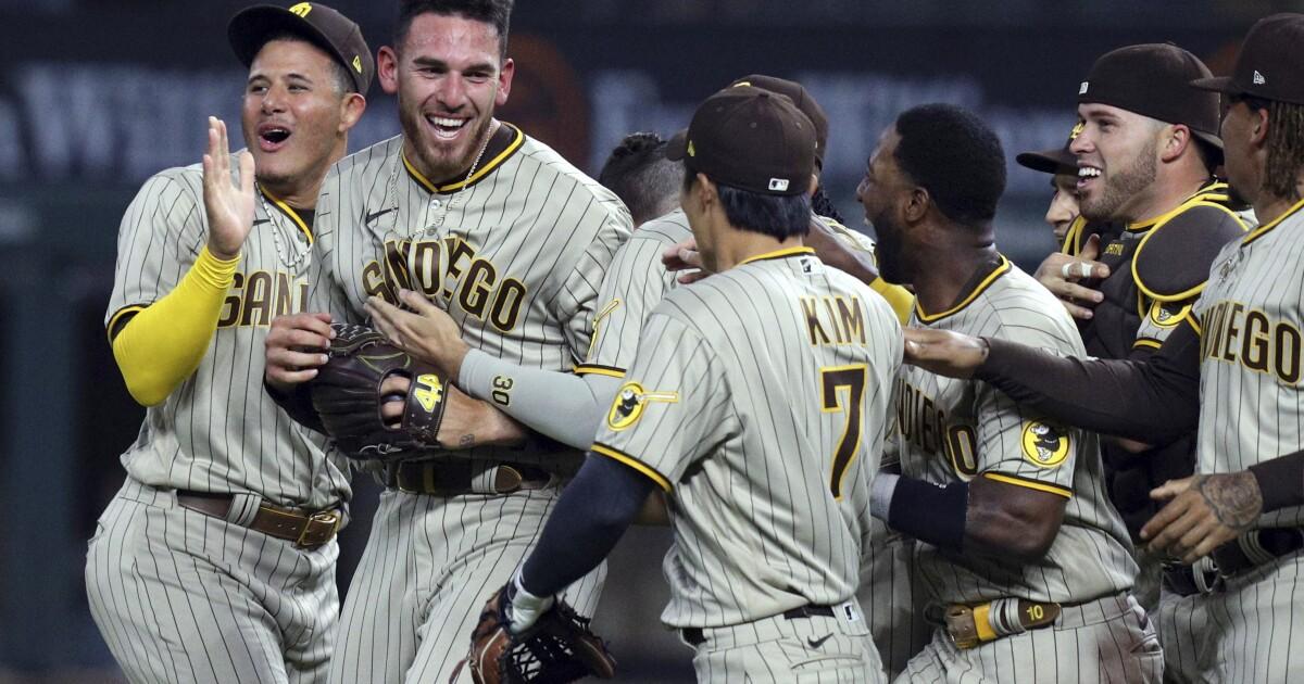 Column: El Cajon's Joe Musgrove pens perfect script with first Padres no-hitter